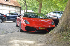 Bicolore (Alessandro_059) Tags: lamborghini gallardo lp5604 bicolore red