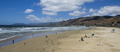 Pismo Beach (LunarKate) Tags: us usa united states america unitedstates unitedstatesofamerica west coast westcoast cali california central beach beauty beautiful landscape seascape pacific ocean water highway 1 highway1 nikon d40 dslr may 2016 solo travel traveling