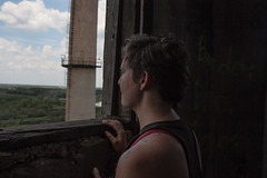 Thinking about the tacos we were planning to get after (virgilvanburen) Tags: abandoned urbex chicago urbanexploration abandonedchicago rurex grime illinois abandonedillinois abandonedhospital hospital central il centralil haunted