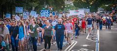 2017.08.13 Charlottesville Candlelight Vigil, Washington, DC USA 8080