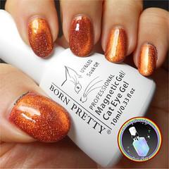 Magnetic Holographic Gel Nail Polish (ithinitybeauty) Tags: manicure notd nails nail art nails2inspire love cute gel nailart women girls teens cosmetics makeup fashion style nailsoftheday photograpghy holographic nailswag bblogger nailblog