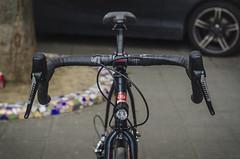 Deroy0013 (article9) Tags: deroy gravel bicycle gravelbike steel columbus zona handmade custom compass zipp shutterprecision touring sram rival 1x11 velocity a23 velocitya23 hydro salsa cowchipper supernova supernovae3 supernovalights zippcomponents gxp ergon ergoncf3 cf3 bonjonpass