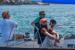 Caper crew view 2 (Matchman Devon) Tags: classic channel regatta 2017 paimpol caper