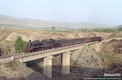 2014/5/2 SY1097 Liancheng (Pocahontas®) Tags: steam engine locomotive railway railroad rail train sy1097 yaojie liancheng film 135 135film