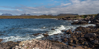 Achnahaird Bay and the Hills of Assynt