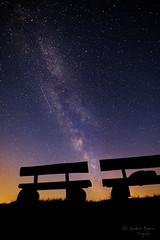 Milky Way (ab-planepictures) Tags: milchstrase sterne weltraum all welltall natur landschaft nacht night wangerooge deutschland germany niedersachsen stars milky way