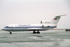RA-42382 Yakovlev Yak-42D Aeroflot (pslg05896) Tags: novosibirsk tolmachevo russia ovb unnt ra42382 yakovlev yak42 aeroflot