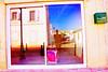 Carte postale (dacmavaupes) Tags: selfie camargue lessaintesmariesdelamer inthestreet colours summer mediterraneanholidays