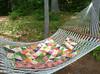 Siesta Hammock (alidiza) Tags: heatherross sleepingporch patchwork quilt windhamfabrics