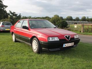 1995 Alfa Romeo 164 2.0 T.Spark