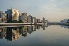Sumida river (yoshi_2012) Tags: streetphotography スナップ 富士フイルム fujifilm fujixseries back alley backstreet 路地裏 裏路地 travelphotography tokyo 東京 隅田川