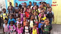 NEEDY CHILDREN RECEIVE SUPPORT FROM PJFJ