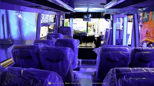 Tata LP 613 Mini Bus - Interior 1/2 - Interior 2/2