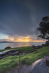 _DSC4101 (gaabNZ) Tags: auckland northhead devonport sunrise rainbow colour newzealand sonya7mkii zeissbatis18mm