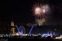 Fin de Ferias Alcalá 2017 (Perseo111) Tags: feria fiestas alcalá 2017 fuegos artificiales espectaculo fireworks firework pirotécnia madrid spain cervantes noche