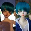 Before and afters (xFatex) Tags: luts bjd winter12 kiddelf delf