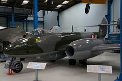 461 RDAF Gloster Meteor (Danner Poulsen) Tags: 20170723 461 rdaf gloster meteor helsingørtekniskmuseum museum aviation airmuseum aviationmuseum denmark danmark helsingør fly flymuseum