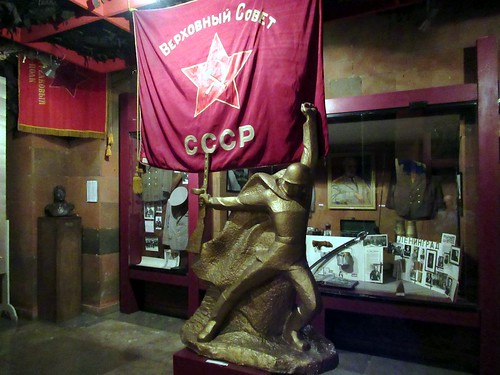 Mother Armenia War Museum