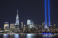 9/11 Tribute In Lights (alessio.infante) Tags: september 11th 911 tribute in lights nyc nj liberty state park freedom tower 1 world trade new york city hudson river hoboken 2017 empire building night shot photography memorial sunset beach water sky red flower nature blue white tree green flowers portrait art light snow dog sun clouds cat winter landscape street summer sea trees yellow lake people bridge family bird pink house car food bw old macro music moon orange garden blackandwhite