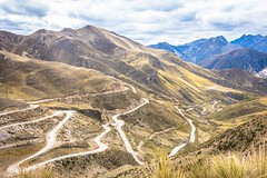 In true Peruvian style we continue to tackle switchbacks to make our way across the Country.