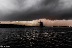 Storm 9 (M van Oosterhout) Tags: storm thunderstorm thunder lightning wind cloud clouds cloudporn sunset alphen aan den rijn dutch holland netherlands nederland groene hart noodweer weather weer rain regen