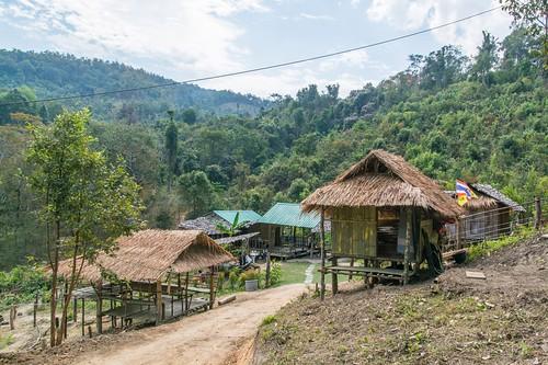 trekking chiang mai - thailande 33