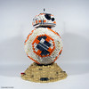 Motorized  BB-8 (Takamichi Irie) Tags: lego star wars bb8 bb droid technic mindstorm power functions electric statue moc rogue one force awakens