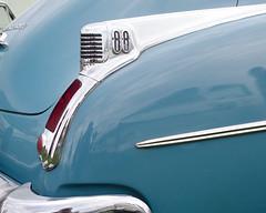 Tail Light Details (Mark...L) Tags: oldsmobile rocket88 concoursdelegance