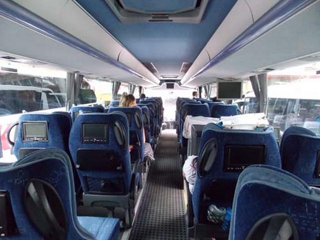 ВСамарской области задержали водителя рейсового автобуса изУфы без водительских прав