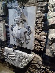 Carved Stone Museum (pantkiewicz) Tags: estonia tallinn old town carved stone museum kiek de kök bastion underground passage