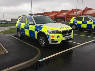 Bedfordshire Police ARV