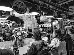 Seattle Market Scene (t conway) Tags: