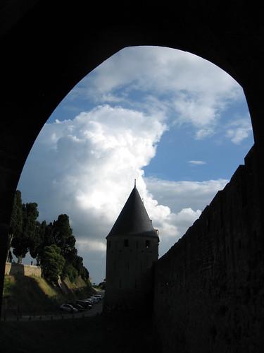 FR10 1295 La Cité de Carcassonne, Aude