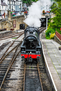 Llangollen Steam Train, 2009