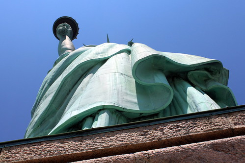 Statue of Liberty by wallyg, on Flickr