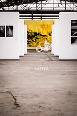 Durchblick (Frank Lindecke) Tags: nordart kunstwerk carlshütte wwwnordartde