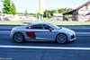 Audi R8 V10 (aguswiss1) Tags: audir8v10 audi r8 v10 fastcar quattrogmbh quattro supercar sportscar germancar car