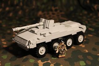 Sd.Kfz. 234/4 'Pakwagen'