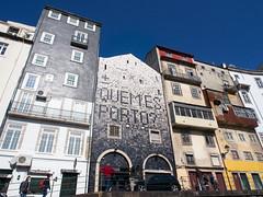QUEM ÉS PORTO? (Francisco (PortoPortugal)) Tags: 1932017 20170219fpbo4984 porto portugal unescoworldheritagesite centrohistórico historicalcentre architecture arquitectura portografiaassociaçãofotográficadoporto franciscooliveira