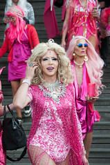 2017_Aug_Pride-575 (jonhaywooduk) Tags: lady galore this is how we drag amsterdam pride 2017 canal boat transvestie