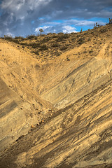 faults (ffoster) Tags: rainbowbasinnaturalarea park nature landscape faults desertlandscape mojavedesert colorphotography nikonsigma nikond800 frankfoster