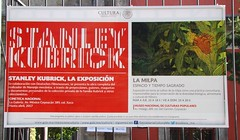 "Mexico City / Juarez - Stanley Kubrick / The Expostition / ""A Clockwork Orange"" (ramalama_22) Tags: mexico city ciudaddemexico juarez romita roma norte tobacco factory executive housing ciudadela citadel stanley kubrick director clockwork orange"