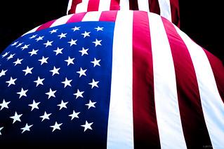 American Flag [Explored] ©2017Steven Karp