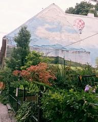 (giselaelisabeth) Tags: graffiti house hungary budapest