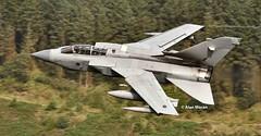 RAF Tornado, Marham 01, ZD713, 081 (alanmoran91) Tags: tamron tamron150600mm tamron150600 150600mm nikon nikond7200 d7200 lowlevelflying lowflying lfa7 wales panavia tornado gr4 rafmarham raf aircraft aeroplane