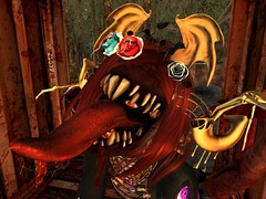 Lickypede | 5. NOTE: JOURNALISM AIN' THE PREDATOR (DocBoots) Tags: secondlife jingyblinker creepyhorror beast monster eldrich lovecraft bodyhorror lickyface eyes eyeballs claws skeletons heart tongue teeth centipede millipede oil ink avatar character licky lick moutheyes eyeseverywhere why fallengodsinc fallengods aii theuglyandthebeautiful aiitheuglyandthebeautiful dreamweaver magicka drd deathrowdesigns facesofdeath fod blindvenomouscarnage ro remarkableoblivion niju yellowjester tamagosenbei gluttonousorifice jeeperspeepers cheekychompers brokenheartnecklace azraelbonewings sinnerhands yokaipet theforge witcherheadpiece gacha ailsing aisling pfc puccafirecastercreations sl lindenlabs
