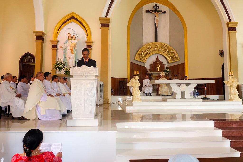 Thánh lễ tạ ơn khánh thành nhà thờ Hòa Cường – Giáo phận Đà Nẵng - Ảnh minh hoạ 21