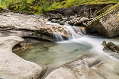 Waterfall in Leirskarddalen (Einar Schioth) Tags: leirskarddalen water waterfall river rocks rock trees tree summer day canon nationalgeographic ngc norway norge nature nordland landscape lake photo picture outdoor einarschioth