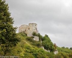 Chateau Gaillard (dcstep) Tags: n7a0786dxo lesandelys normandie france fr vikingcruises allrightsreserved copyright2017davidcstephens dxoopticspro1142 vacation travel chateaugaillard richardthelionheart