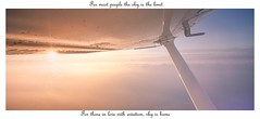 #sunset #aviation   #clouds #airplane #love #home #comeflywithme #sun #cessna #c172 #nature #beautifull #flying (finrob2013) Tags: flying beautifull comeflywithme cessna c172 clouds airplane home love nature sun aviation sunset